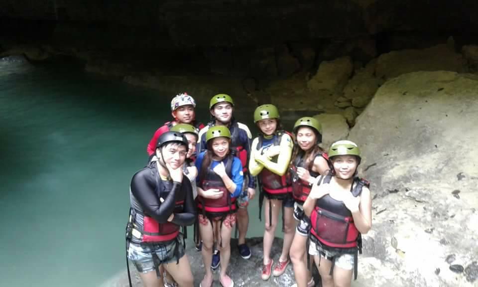 Kawasan Canyoneering Tour Adventure